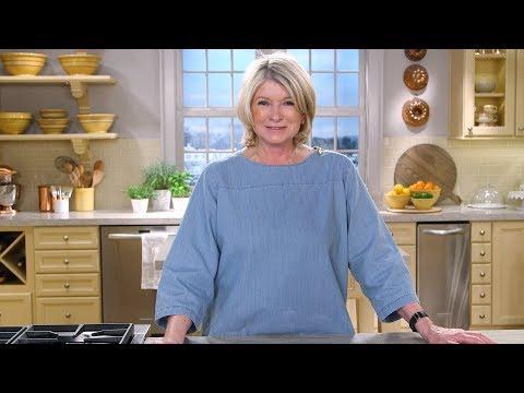 Change the Day- Martha Stewart