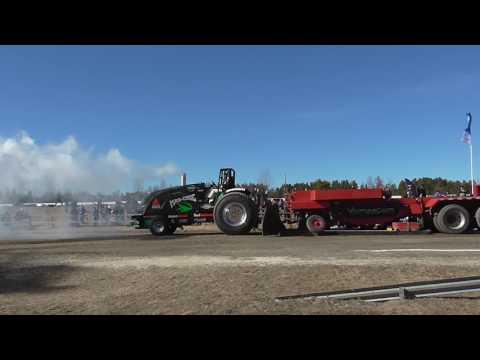 Videokooste Tractor pulling Finland Alahärmä 6.5.2017