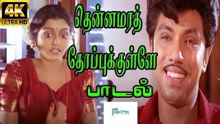 தென்னமர தோப்புக்குள்ளே குயிலே|Thennamara Thopukule Duet |  S.Janaki, S P B,Love Duet H D Song