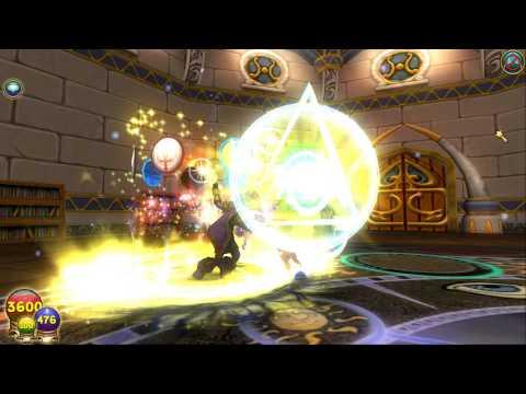 Wizard101 level 78 Myth Pet Quest (Basilisk)