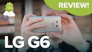 LG G6 Review: The Verdict On LG