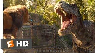 Download Jurassic World: Fallen Kingdom (2018) - Welcome to Jurassic World Scene (10/10) | Movieclips Video