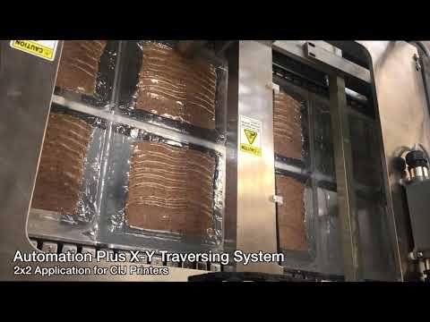 Automation Plus X-Y Traversing System