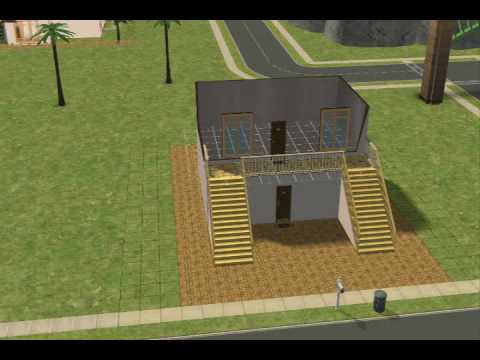 How To Build an Apartment in Sims 2