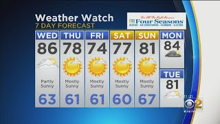 Download CBS 2 Weather Watch (11AM, Aug. 21, 2019) Video