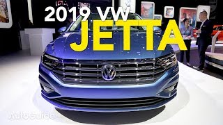 2019 Volkswagen Jetta: 5 Things You Need to Know - 2018 Detroit Auto Show