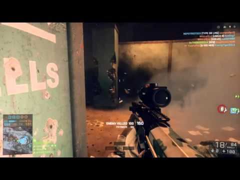 BF4 MONTAGE