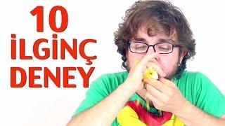 Download Oha Diyeceğiniz 10 İlginç Deney Video