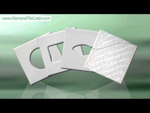 How to Cut Tile with Jigsaw - Fresadora de azulejos cerámica