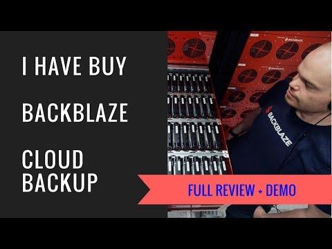 I've Buy Backblaze, Get FREE Trial + Backblaze Review HERE!