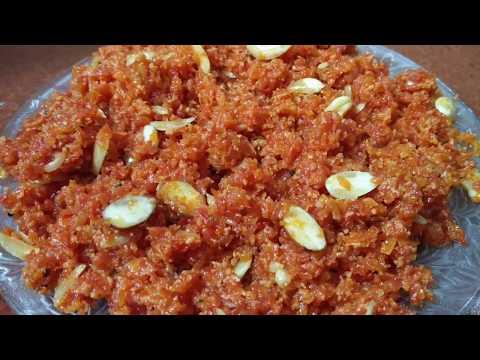 गाजर का हलवा बनाने का आसान तरीका | Simple & Delicious Gajar Ka Halwa Recipe | Cook With Monika