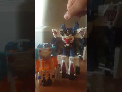 Transformers Cybertron Clocker
