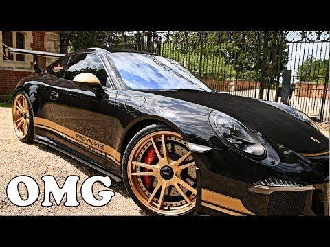 I NEVER wanted a Porsche...Until NOW!!!