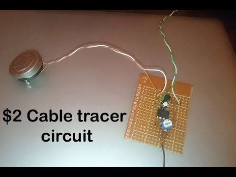 $2 cable tracer circuit