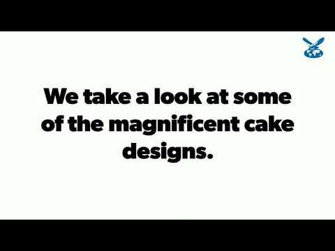 Amazing Royal wedding cakes throughout history