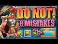 Download  8 Common Mistakes to Avoid - Rise of Civilizations MP3,3GP,MP4