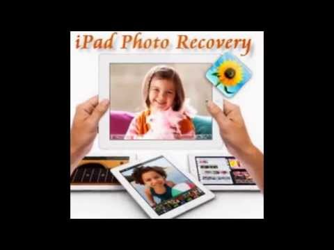 Recover Deleted Photos,Videos,Notes,Files Data on iPad