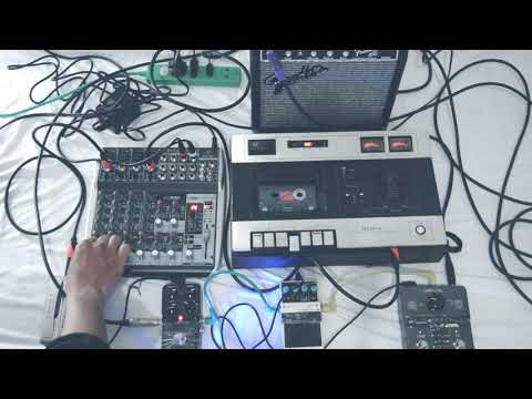Ambient / Drone / Experimental : Tape Loops