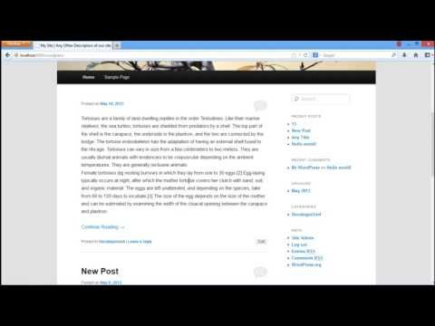 How to Change Wordpress Read More Text