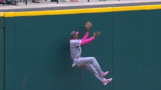 MLB Top Defensive Plays 2017 First Half