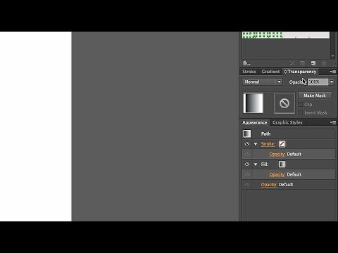 How to Add Transparency to Gradients | Adobe Illustrator