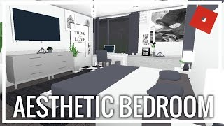 Aesthetic Bedroom Ideas Bloxburg