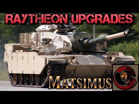M60 Main Battle Tank- Raytheon Upgrades M60A3