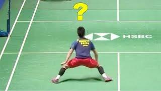 Badminton Deceptions = Ankle Breaker