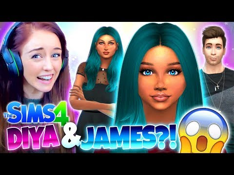 😱SIMS THAT *COULD* HAVE BEEN😱 - The Sims 4 CAS Monday!