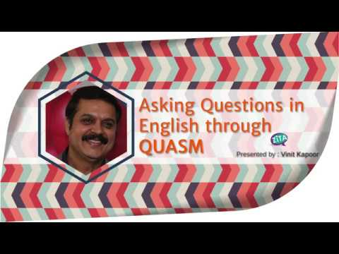 QUASM- A new technique for asking questions