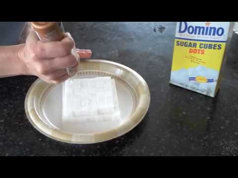 History Projects:  Make a Sugar Cube Pyramid