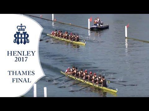 Thames Final - Thames 'B' v Thames 'A' | Henley 2017