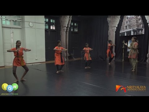 An Introduction to Traditional South Indian Dance (Singapore)