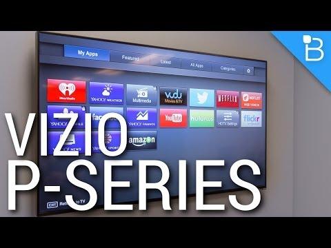Vizio P-Series 70-inch UHD TV Unboxing!