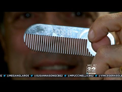 Chicago-Made Combs A Work Of Art