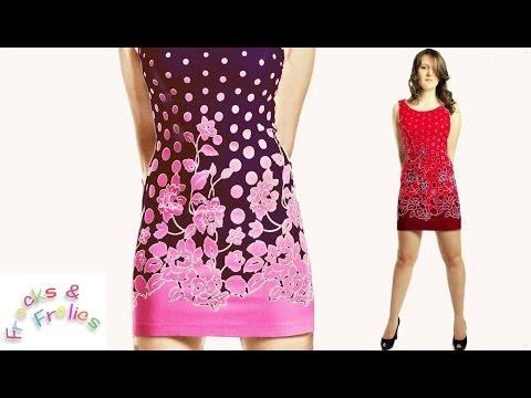 Sewing Pattern - Shift Dress