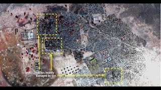 """صور أقمار صناعية تكشف هول مجازر """"بوكو حرام"""""""
