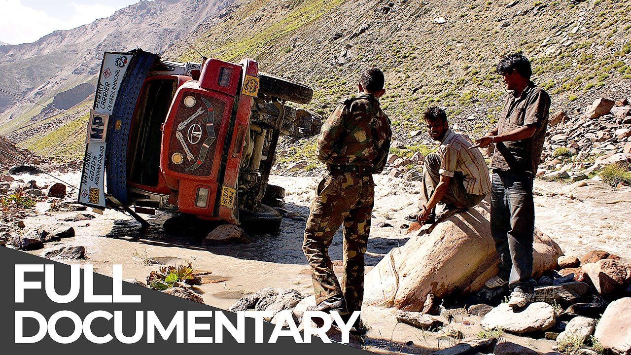 World's Most Dangerous Roads | India - Leh-Manali Highway | Free Documentary