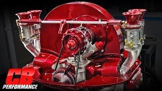 CB Performance - Melbourne Adams' Engine (made 230hp)