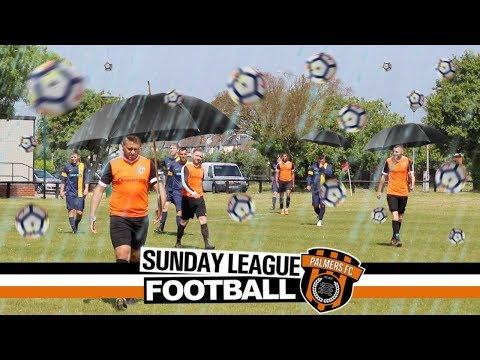 Sunday League Football - IT'S RAINING GOALS