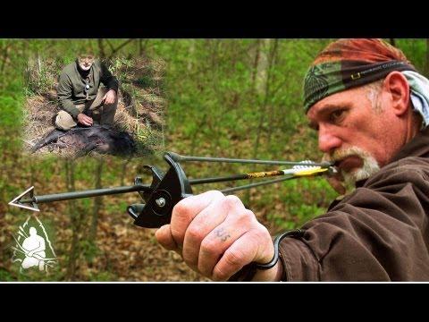 Using the Slingshot to Hunt Bigger Game