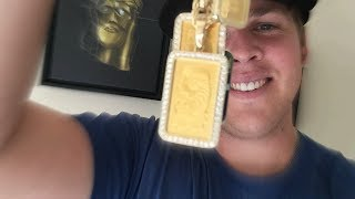 24kt PAMP Pendant review