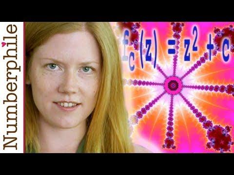 The Mandelbrot Set - Numberphile