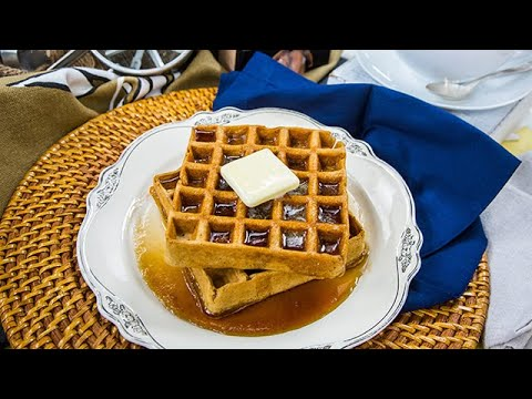 Rosalee's Waffles - Home & Family