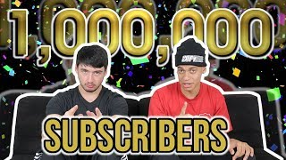 How to Hit 1,000,000 Subscribers on YouTube (FASTEST WAY)