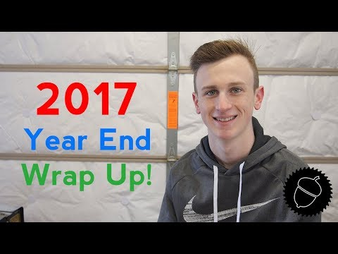 2017 Year End Wrap Up!