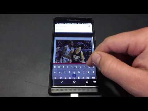 Blackberry Priv Slow Down