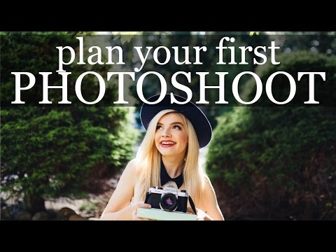 PLAN YOUR FIRST PHOTO SHOOT! how i set up my photography sessions + finding models