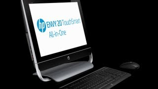 Hp Envy 20 23 Touchsmart Hands On