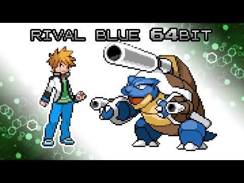 Pokemon B2/W2 Style: Battle! Rival Blue [64bit] (Original Composition)